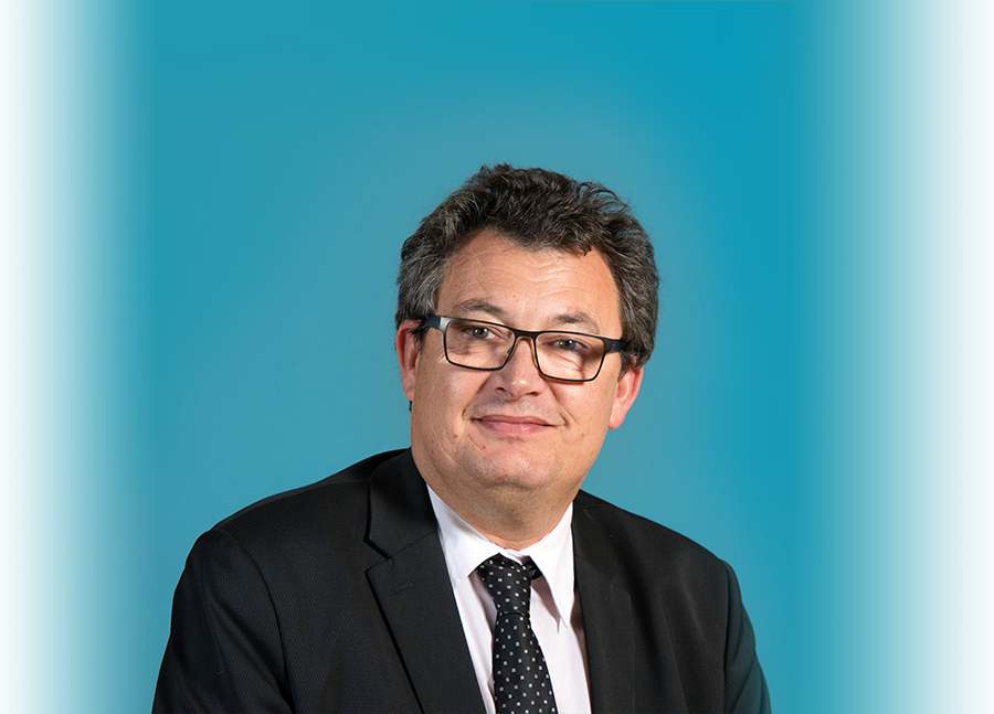 Portrait de Frédéric COSTARD